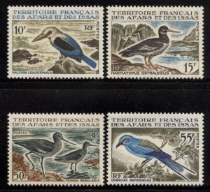 Afars & Issas 1967 Bird set Sc# 310-14 NH