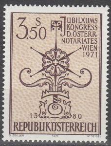 Austria #897 MNH F-VF (V1242)