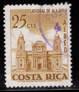 Costa Rica Scott C455 used Airmail stamp
