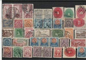 mexico early stamps  ref r12514