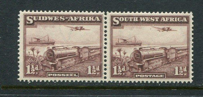 South West Africa #110 pair MNH