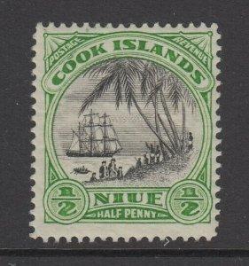Niue, Scott 53 (SG 55), MNH