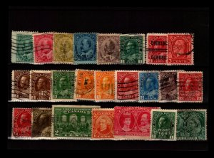 Canada 24 Used, with faults - C2798