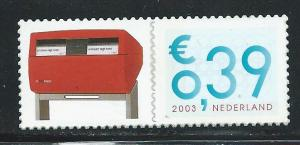 Netherlands 1157 2003 Personalized MNH