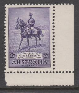 Australia Sc#154 MNH