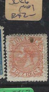 BRAZIL  (P0907BB)  SC 86   MOG