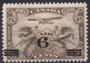 Canada #C3 MNH  CV $20.00 (Z3855)