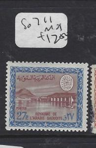 SAUDI ARABIA  (PP1801B) SG  711    MOG