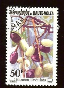 Upper Volta 427 50fr wild fruit flower used