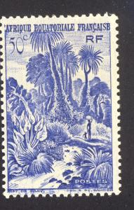 French Equatorial Africa 169 MHH