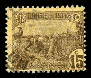 Tunisia 37 Used