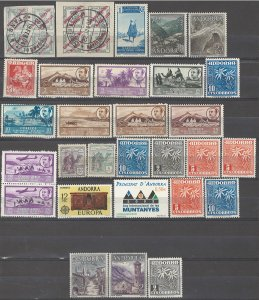 COLLECTION LOT # 3827 SPANISH COLONIES 29 STAMPS 1903+ CLEARANCE CV+$20