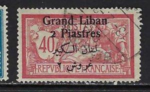 LEBANON 33 VFU P1083