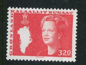 Greenland #130  Mint