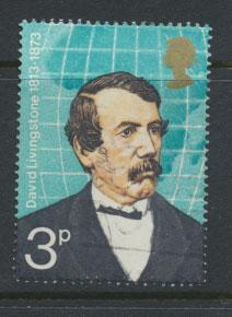 Great Britain SG 923   - Used  -  Explorers