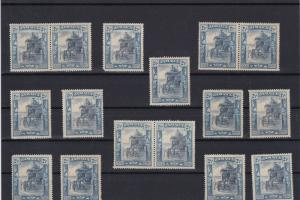 jamaica mint never hinged stamps ref r10952