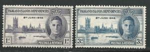 Falkland Islands   1L9-1L10