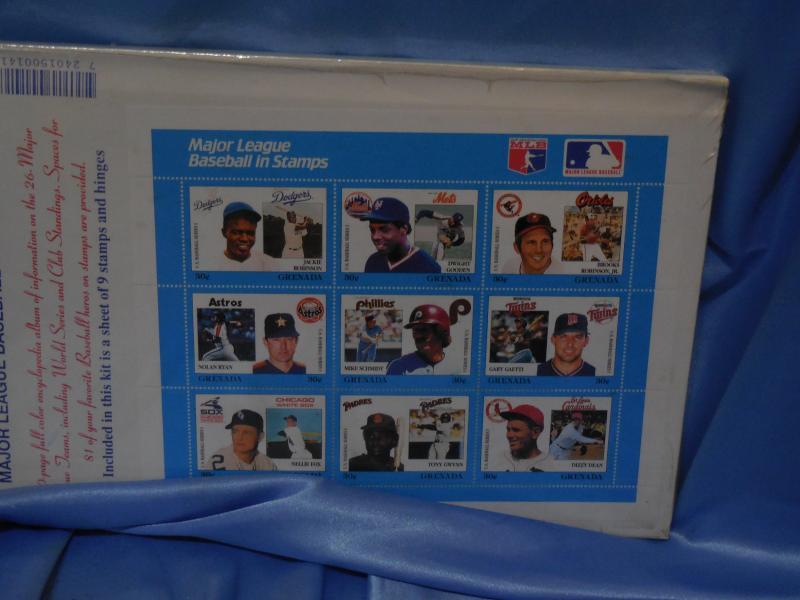 Grenada Baseball album