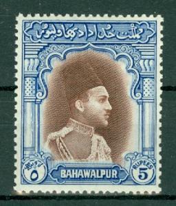 Pakistan - Bahawalpur - Scott 14 MNH