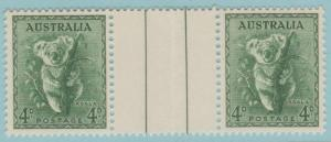 Australia 171 Mint Never Hinged OG ** Tab Pair - NO FAULTS EXTRA FINE !