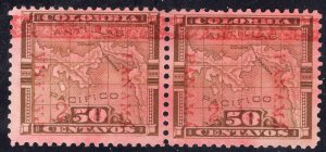 PANAMA SCOTT 182/182B