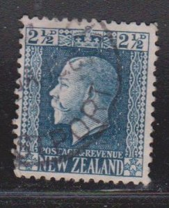 NEW ZEALAND Scott # 148 Used - KGV Definitive