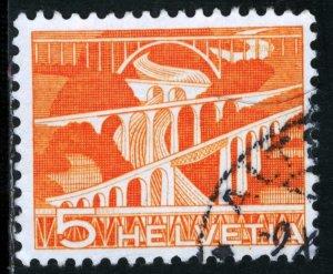 SWITZERLAND #329, USED - 1949 - SWIT100