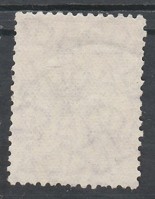 AUSTRALIA 1929 KANGAROO 10/- SMALL MULTI WMK USED
