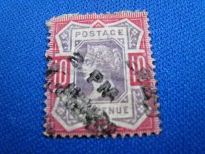 GREAT BRITAIN - SCOTT # 121  - Used