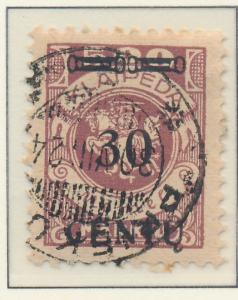 Memel Stamp Scott #N49, Used - Free U.S. Shipping, Free Worldwide Shipping Ov...