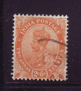 India Sc 100 1926 2a6p G V stamp used