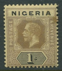STAMP STATION PERTH Nigeria #8c KGV Definitive Used 1914-27