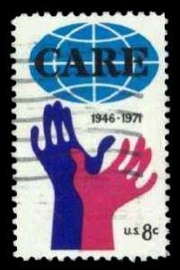 US #1439 CARE; used (0.25)