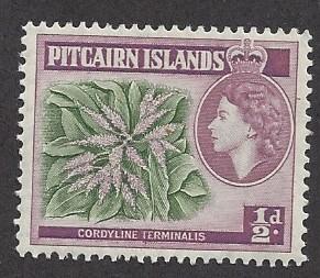 Pitcairn Islands  Scott  #20  Mint never hinged