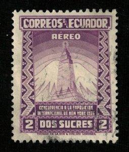 1939, Ecuador, 2S (RT-435)