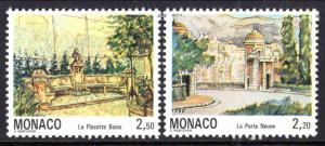 Monaco 1826-1827 MNH VF