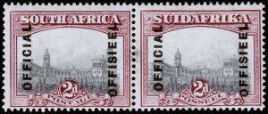 South Africa Scott O5 (1929) Mint H VF C