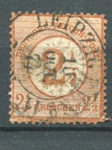 Germany #27  Used F-VF - Lakeshore Philatelics