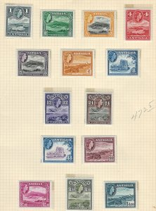 Antigua Scott  MNH! Short the Lowest Value of the Set!