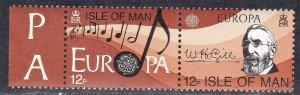 ISLE OF MAN SCOTT #282  MH 1985 SEE SCAN