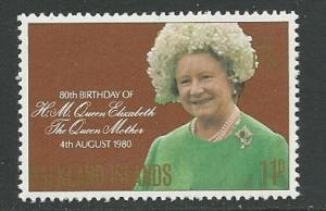 Falkland  # 305 Queen Mother Birthday   (1) Mint NH
