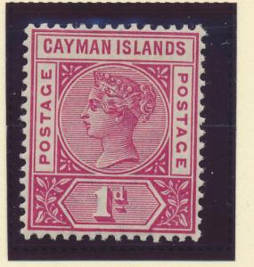 Cayman Islands Stamp Scott #2, Mint Lightly Hinged - Free U.S. Shipping, Free...