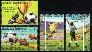 Antigua #915-8  MNH CV $9.95  (Z9992)