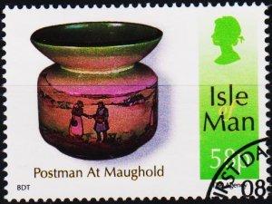 Isle of Man. 2012 58p Fine Used