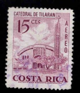 Costa Rica Scott C454 Used stamp