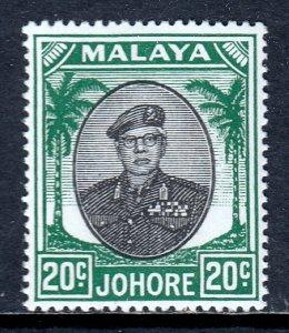 Malaya (Johore) - Scott #141 - MNH - SCV $2.25
