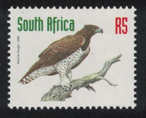 South Africa Martial Eagle Bird issue 1998 SG#1025
