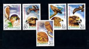[94118] Romania 2007 Birds of Prey Eagle Owl  MNH