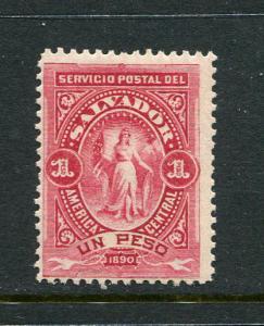 El Salvador #46 Mint