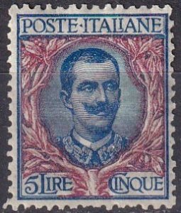 Italy #91 F-VF Unused CV $30.00 (Z7931)